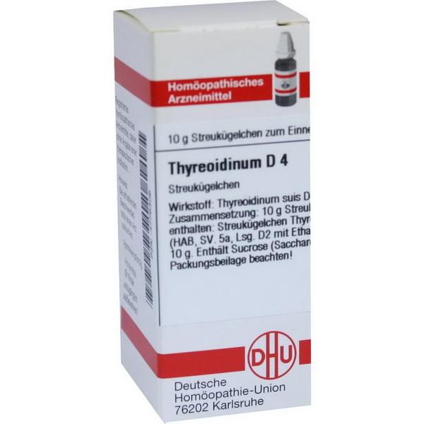 thyreoidinum d4 abnehmen