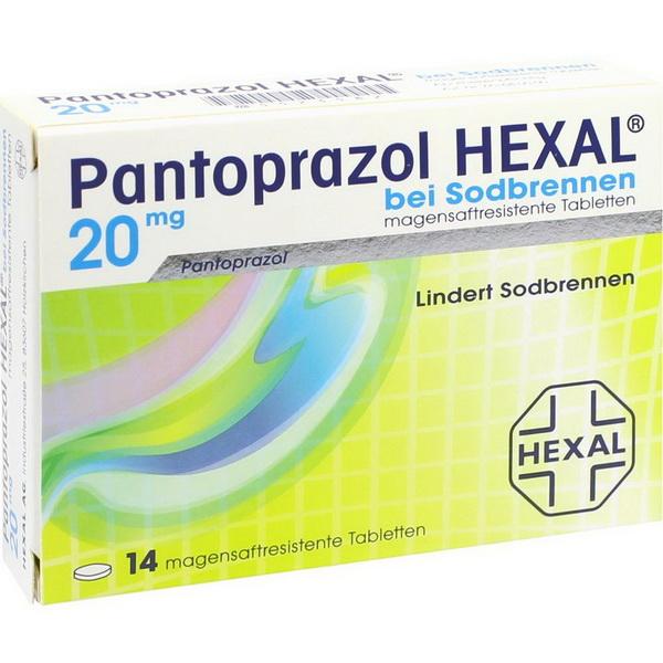 pantoprazol nebenwirkungen gewichtszunahme